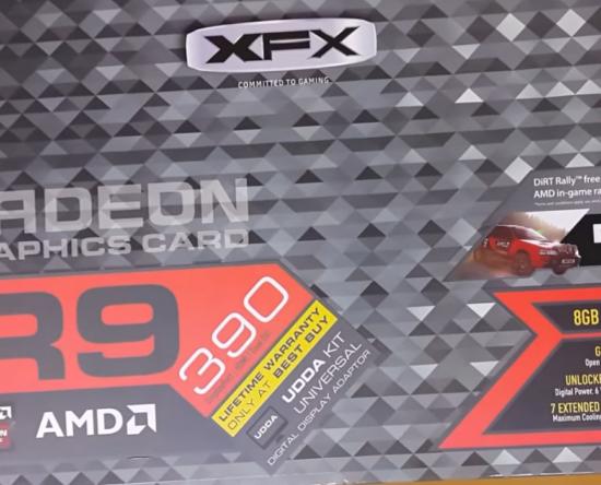 XFX AMD R9 390