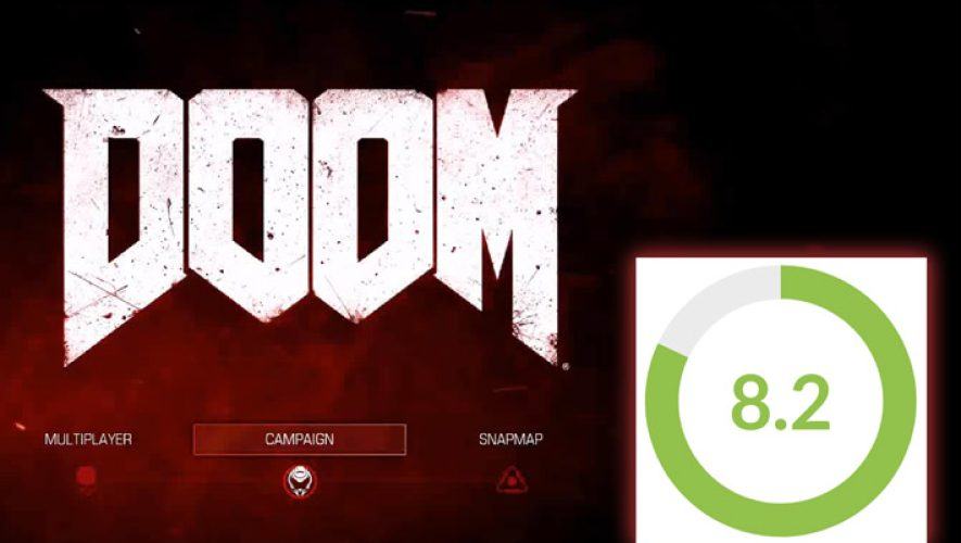 Doom 2016 Rating